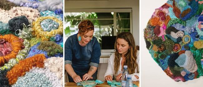 Rockpool Embroidery Workshop - Oct