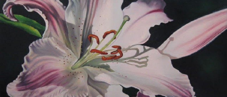 Painting With Oils with Annette Dickinson