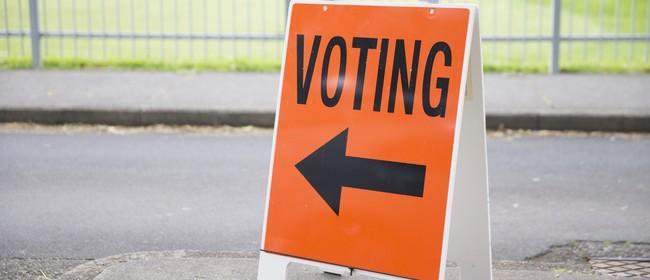 Wairarapa Voting Place