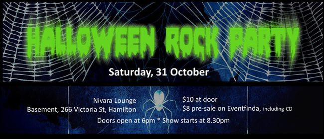 Halloween Rock Party