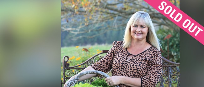Garden to Plate with Lynda Hallinan - SOLD OUT