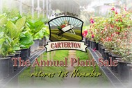 Annual Plant Sale 2020 - Carterton Farmers' Market