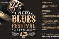River Park Blues Festival 2021