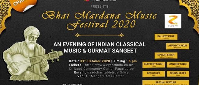 Bhai Mardana Music Festival 2020