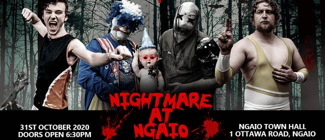 Nightmare at Ngaio
