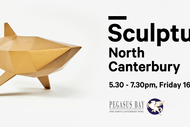 Sculpture. North Canterbury Exclusive Preview Launch Party