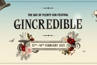 Gincredible - The Bay of Plenty Gin Festival