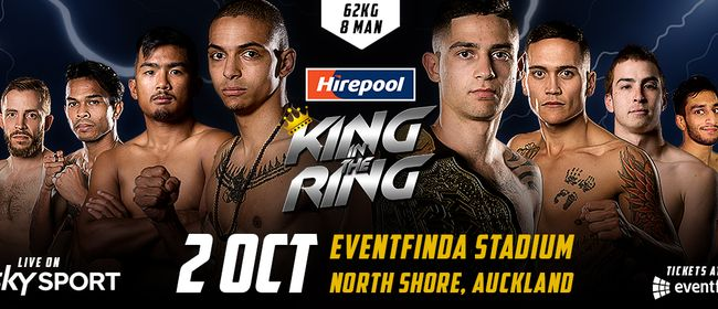 KING in the Ring 62VI - The Lightweights