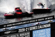2021 Hydro Thunder Championship Series Acceleration on Water