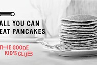 All You Can Eat Kids Pancakes