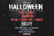 Shucka Presents - Halloween Rave - Queenstown