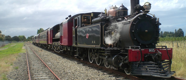 GCVR Steam Train Excursion