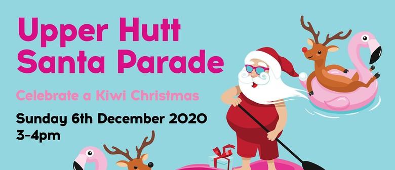 'A Kiwi Christmas' Upper Hutt Santa Parade 2020