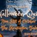 Creepy and Kooky Halloween Quiz