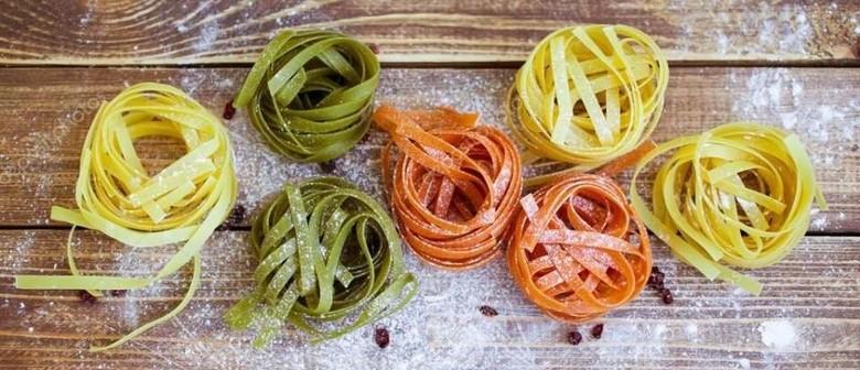 Tagliatelle & Tiramisu: Italian Cooking Class