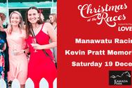 Christmas at the Races - Kevin Pratt Memorial Raceday