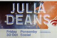Julia Deans Live