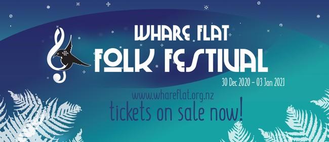 Whare Flat Folk Festival