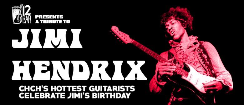A Tribute to Jimi Hendrix