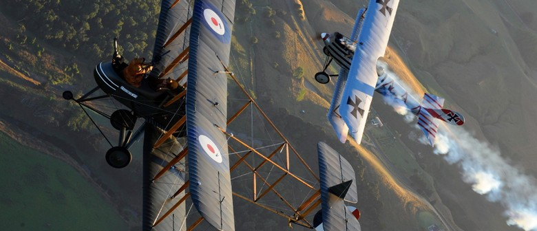 The Vintage Aviator WWI Evening Air Show