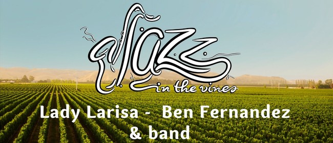 Jazz In The Vines - Spring Edition