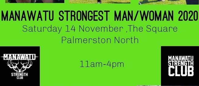 Manawatu Strongest Man/Women 2020