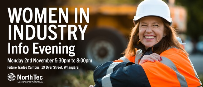 NorthTec Women in Industry Info Evening