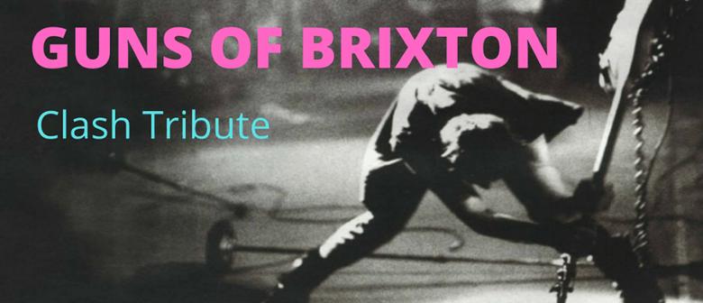 Guns Of Brixton (Clash Tribute) with  Plush AZ