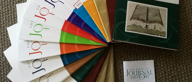 Making History: The Story of the Manawatū Journal of History
