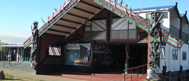 Visit to Te Hotu Manawa O Rangitāne O Manawatū Marae