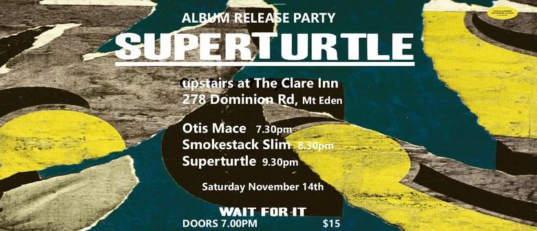 Superturtle Album Release Party