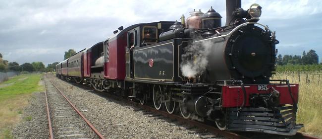 GCVR Steam Train Excursion