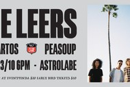 The Leers @ Astrolabe Brew Bar