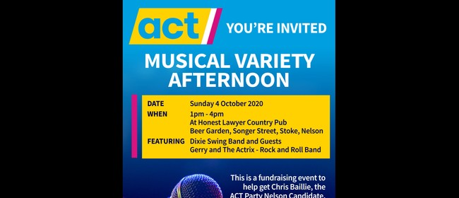 Musical Variety Afternoon