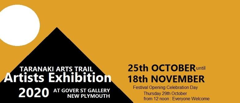Taranaki Arts Trail Artists Exhibition