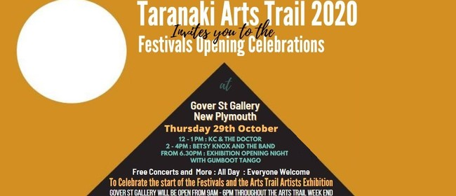 Taranaki Arts Trail Celebration Day
