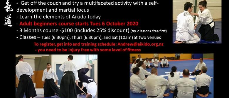 Aikido Course