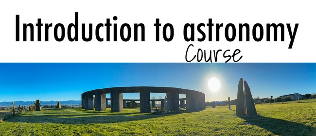 Introduction to Astronomy Course