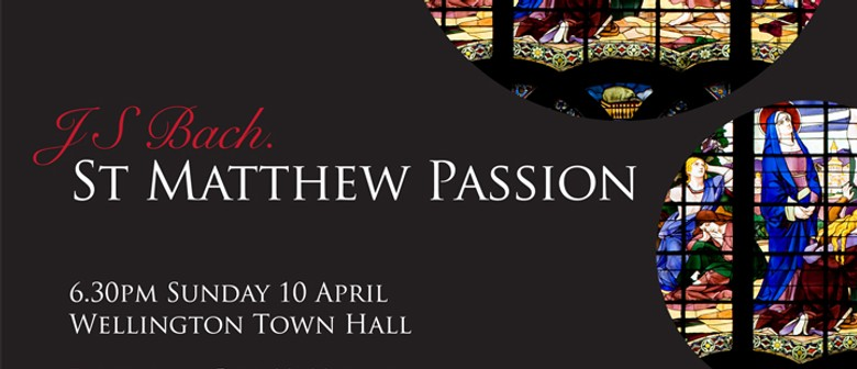 Orpheus Choir Sing Bach's St Matthew Passion