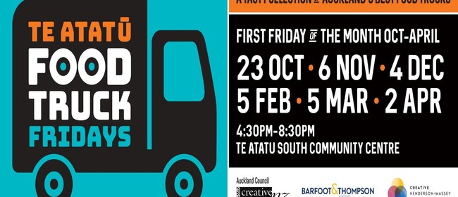 Te Atatu Food Truck Fridays