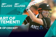 Blackcaps v Pakistan 3rd T20