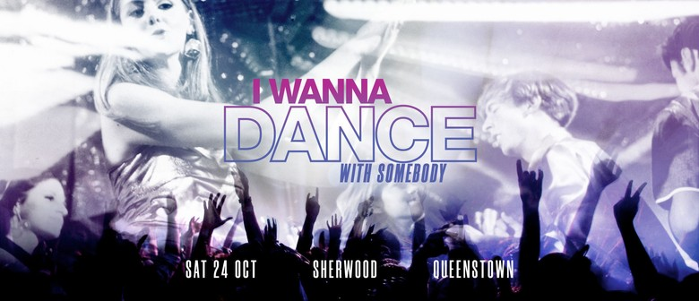 I Wanna Dance with Somebody - Disco Dance Party: CANCELLED