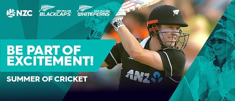 Blackcaps v Australia 1st T20