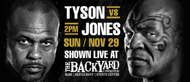 Tyson v Jones Jr Top Fight