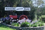 Higgins Heritage Park Open Day
