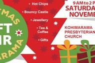 Kohimarama Gift Fair