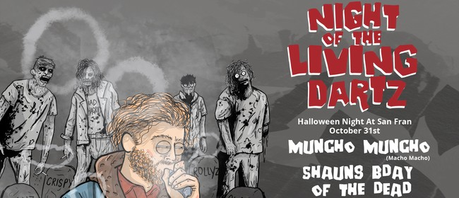 Night of the Living DARTZ: Halloween