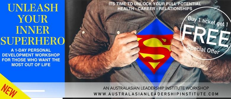 Unleash Your Inner Superhero:A Personal Development Workshop