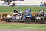 Stockcar King of the Park - Waikaraka Speedway!
