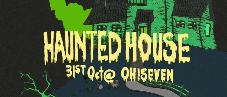 T.S.O Shows presents: The Haunted House